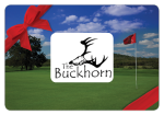 The Buckhorn $25 Gift Card