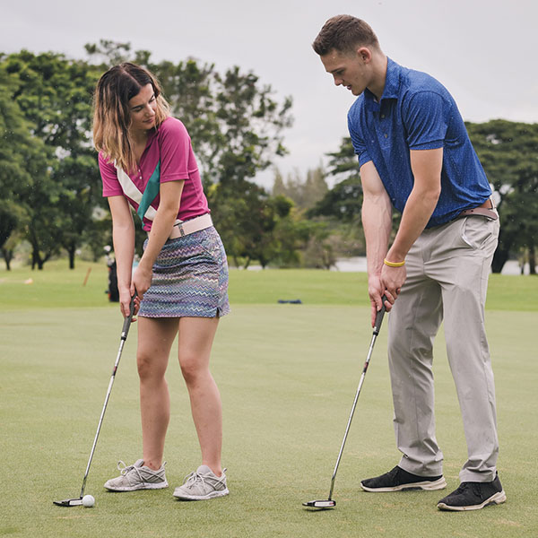 Learn to Play Golf